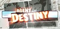 Cover art for Agent Destiny slot