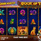 book of tut slot game