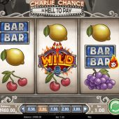 charlie chance slot game
