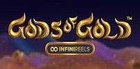 Cover art for Gods of Gold Infinireels slot