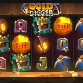 gold digger slot game