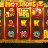 hot shots 2 slot game