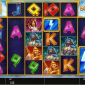 legacy of the gods megaways slot game