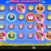pink elephants 2 slot game
