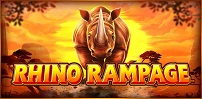 Cover art for Rhino Rampage slot