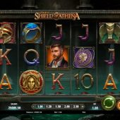 shield of athena slot game