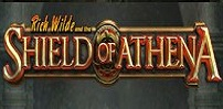Cover art for Shield of Athena slot