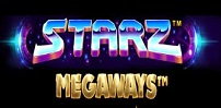 starz megaways slot logo