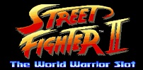 Cover art for Street Fighter 2 slot