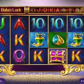 ali babas luck slot game