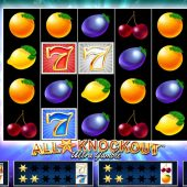 all star knockout ultra gamble slot game