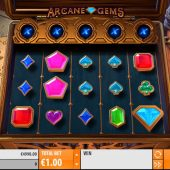 arcane gems slot game