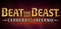beat the beast cerberus' inferno slot logo