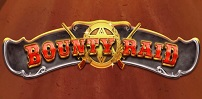 Cover art for Bounty Raid slot