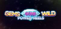 gems gone wild slot logo