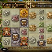 gonzos quest megaways slot game