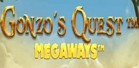 Cover art for Gonzo's Quest Megaways slot