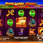 pyramid king slot game