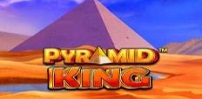 pyramid king slot logo