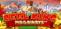 reel king megaways slot logo