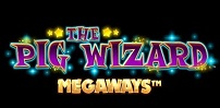 Cover art for The Pig Wizard Megaways slot