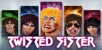 Cover art for Twisted Sister slot