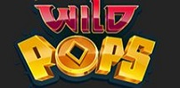 wild pops slot logo