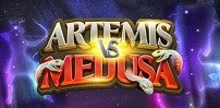 Cover art for Artemis vs Medusa slot
