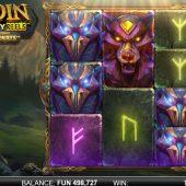 odin infinity reels megaways slot game