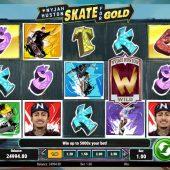 skate for gold slot game