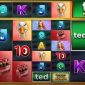 ted megaways slot game