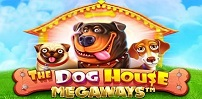 Cover art for The Dog House Megaways slot