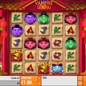 vampire senpai slot game