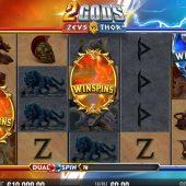 2 gods slot game