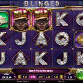 blinged slot game