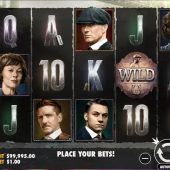 peaky blinders slot game