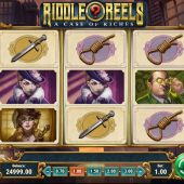 riddle reels slot game