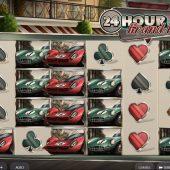 24 hour grand prix slot game