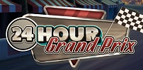 24 hour grand prix slot logo