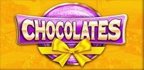 chocolates slot logo