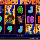 disco fever slot game