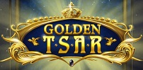 golden tsar slot logo