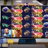 lucky fridays slot game