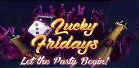 lucky fridays slot logo
