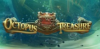 Cover art for Octopus Treasure slot