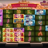queen of hearts megaways slot game