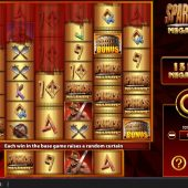 spartacus megaways slot game