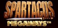 spartacus megaways slot logo