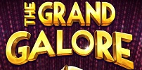 the grand galore slot logo