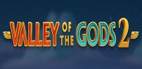valley of the gods 2 slot logo